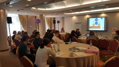 Workshop-ul PACT prinvind serviciile sociale integrate