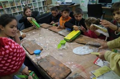 """Proiectul """"CREARTE - Educaţie cultural-artistică pentru comunități marginalizate�"""