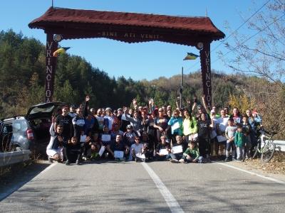 Mountain Bike prin Arii Naturale Protejate