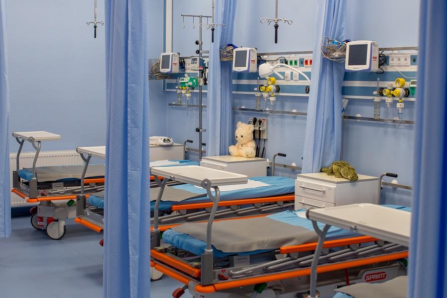 """Peste 200.000 de copii din întreaga țară au primit îngrijire la Unitatea de primiri urgențe a Spitalului """"Grigore Alexandrescu"""""""