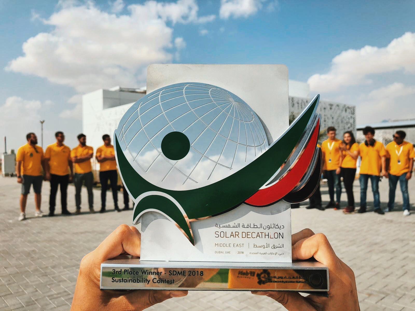 România urcă din nou pe podium la Dubai,  la olimpiada caselor solare