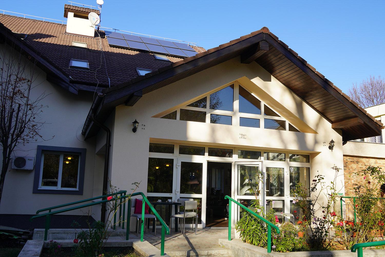 Centrul HOSPICE Casa SperanÈ›ei din BraÈ™ov a fost reabilitat È™i eficientizat energetic,