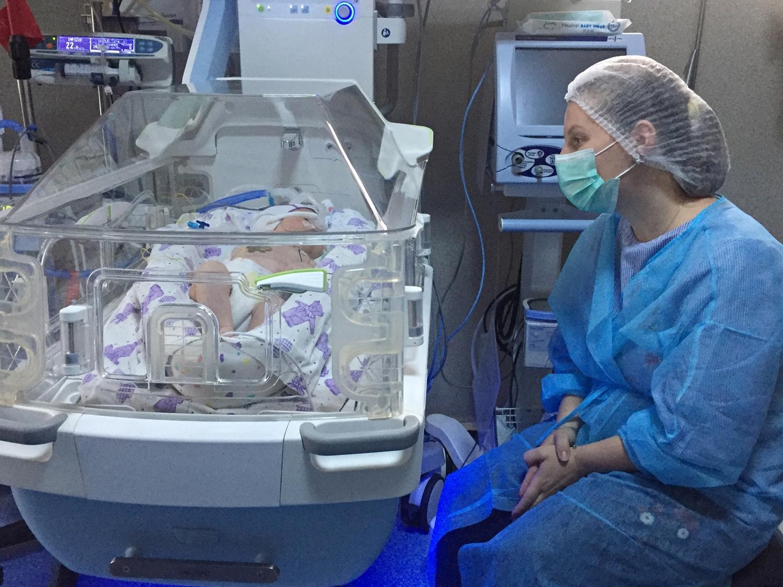 Salvați Copiii România continuă dotarea Secției de terapie neonatală a Spitalului Grigore Alexandrescu