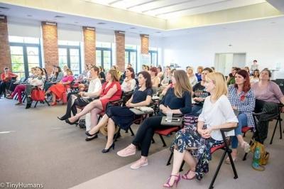 Maraton de evenimente pentru mamele-antreprenor