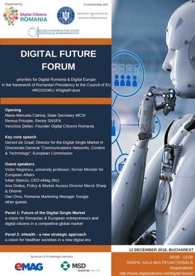 Forumul Viitorul Digital