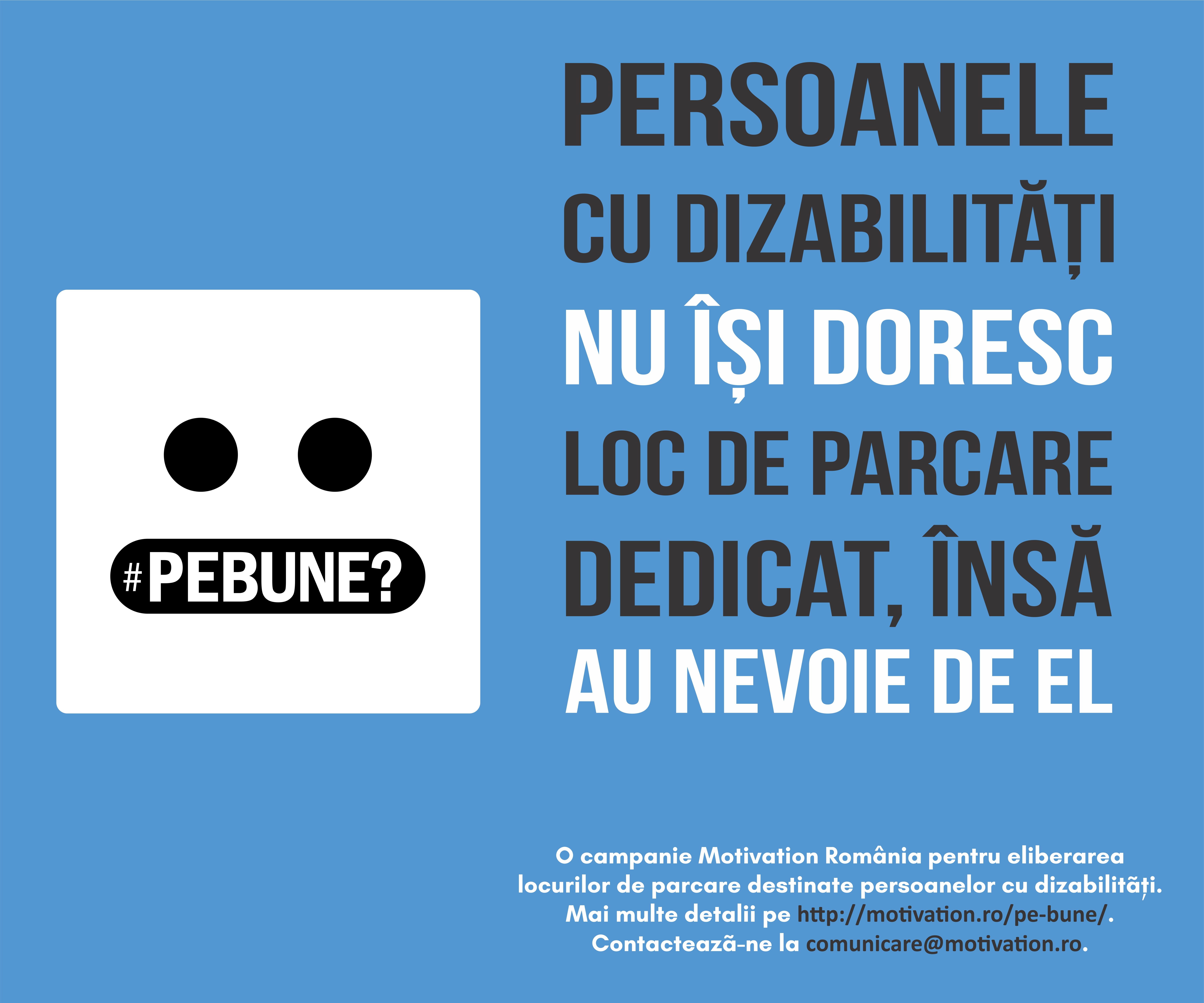 17,500 de lei obținuți din amenzi pentru parcări abuzive au finanțat servicii de recuperare activă și viață independentă pentru persoanele cu dizabilități
