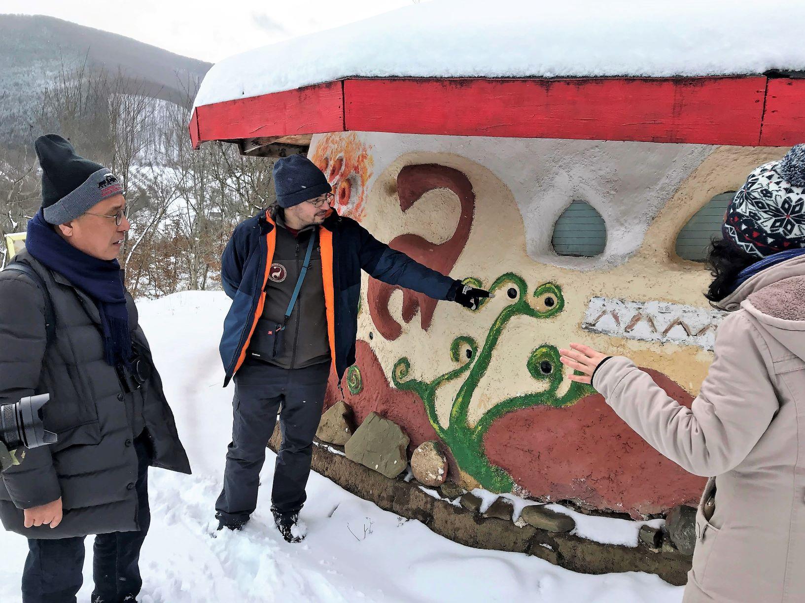 Geoparcul Dinozaurilor a construit o punte de legătură între Țara Hațegului și Coreea de Sud