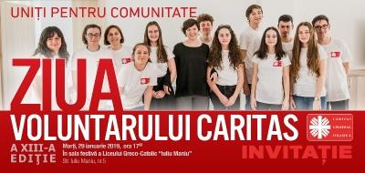 Zilei Voluntarului Caritas la Oradea