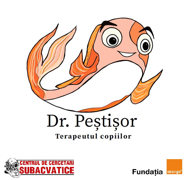 150 de copii cu deficiențe, ajutați de Dr. Peștișor prin terapie multisenzorială