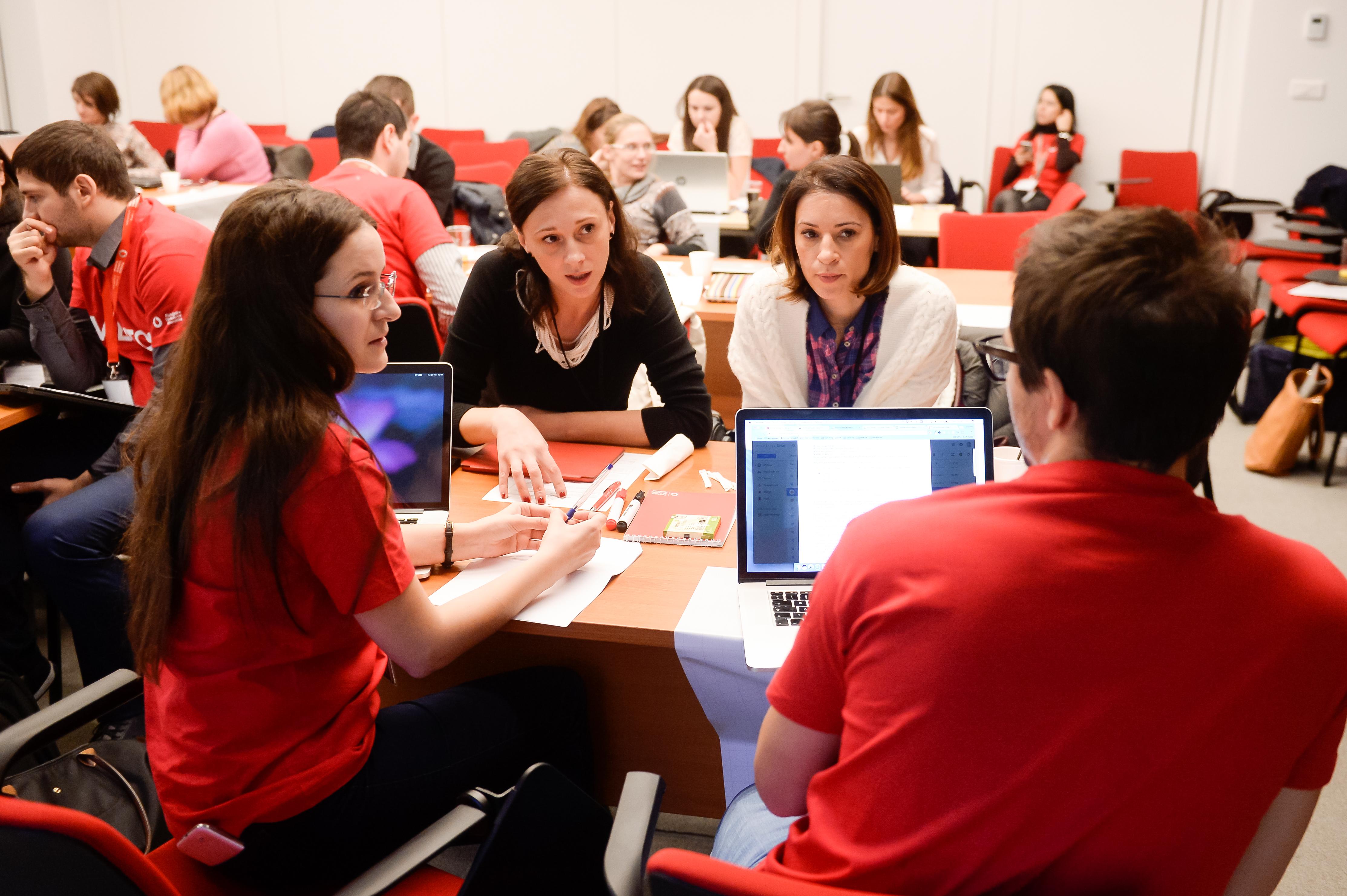 Fundația Vodafone România susține Civic Lab în găsirea de soluții digitale pentru nevoile din sănătate și educație