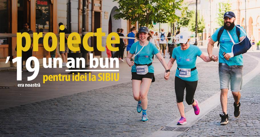 40 de proiecte vor participa anul acesta la Maratonul InternaÈ›ional Sibiu