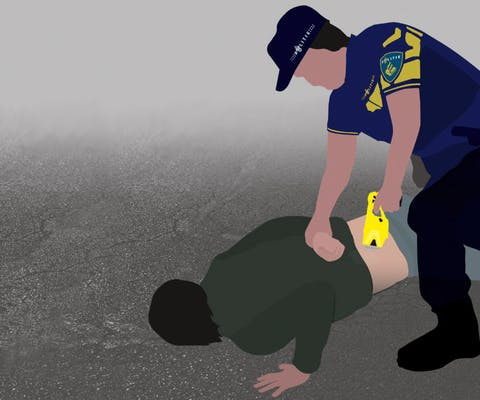 APADOR-CH cere modificarea legii poliÈ›iei È™i a armelor de foc