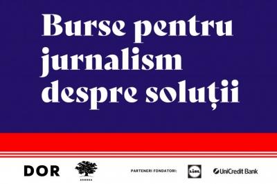Burse pentru jurnalism despre soluÈ›ii