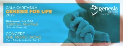 15.500 de euro strânși prin Genesis for Life pentru dotarea Secției de Neonatologie a Spitalului ,,Marie Curie�