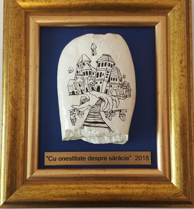 """Invitație de înscriere în competiția  Premiul Jurnalistic """"Cu onestitate despre sărăcie� 2018-2019"""
