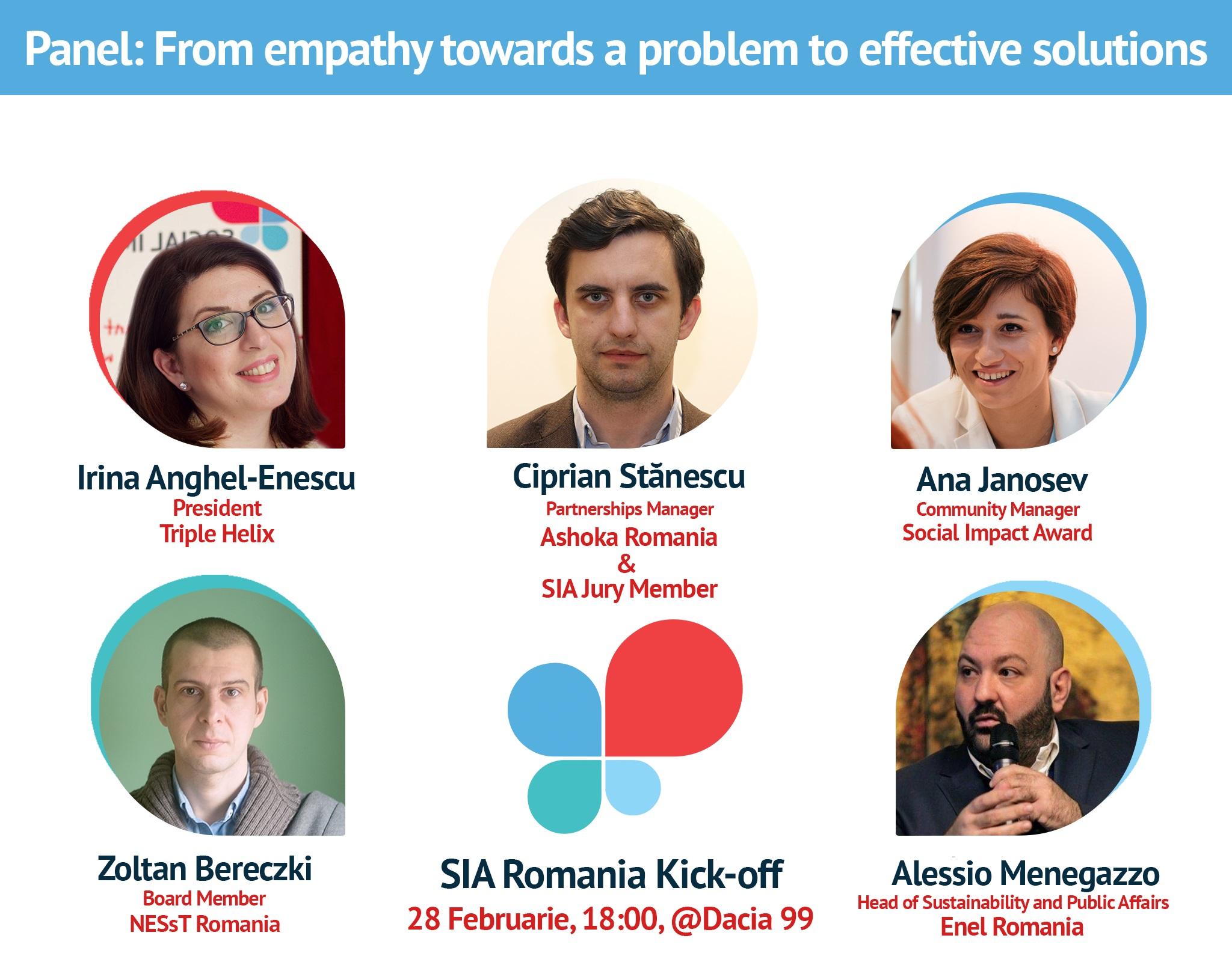 Social Impact Award lansează în România ediția cu numărul 8!