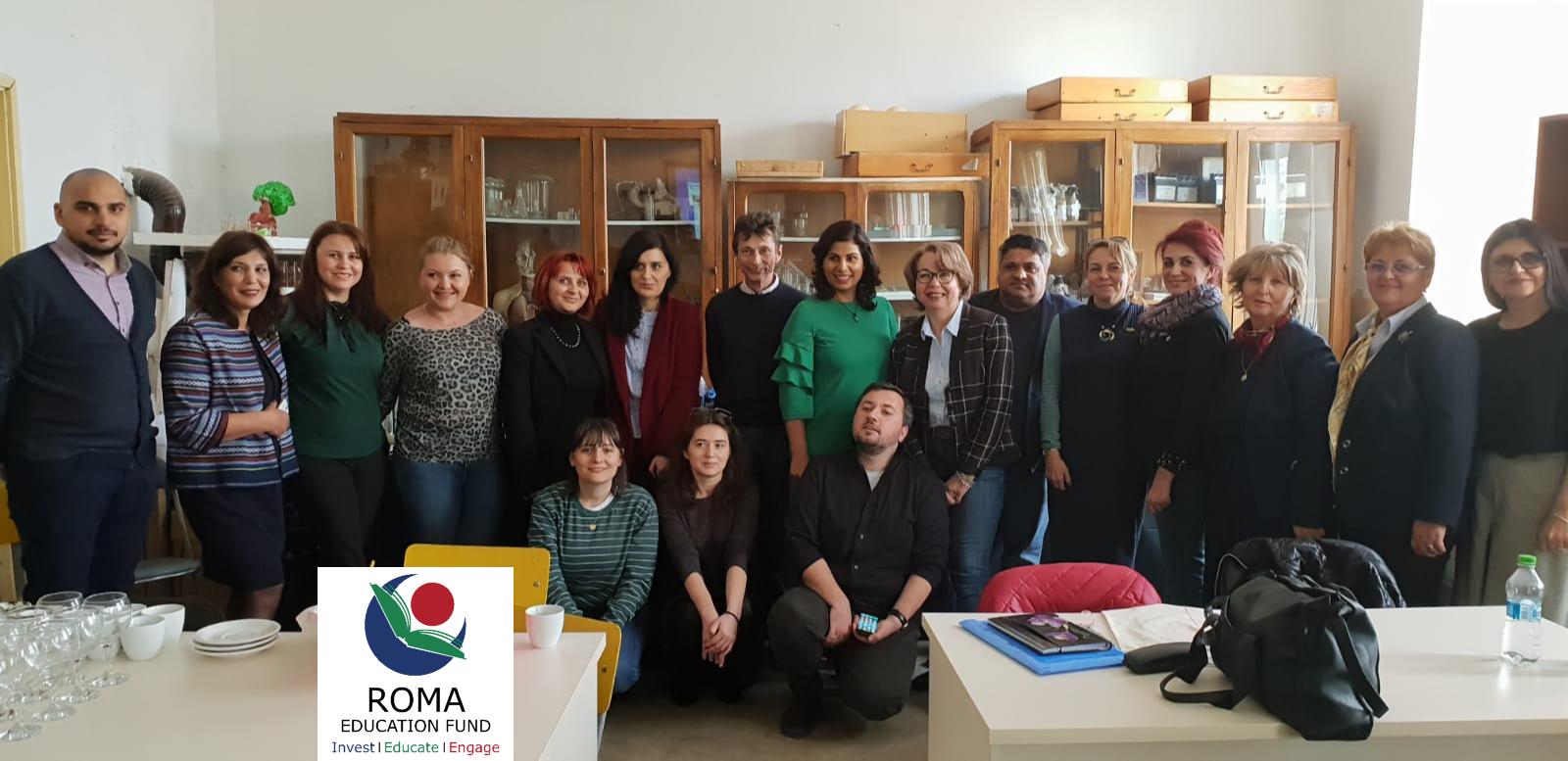 Peste 6.600.000 de lei din fonduri europene investiți în programe de formare în proiectul REF România