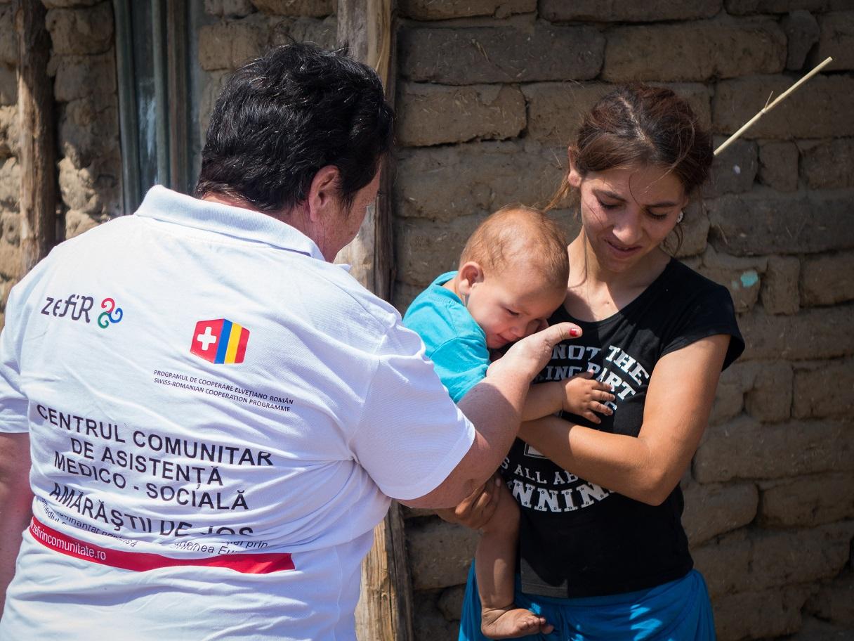 Investiție elvețiană de peste 4 milioane de euro în dezvoltarea comunităților vulnerabile
