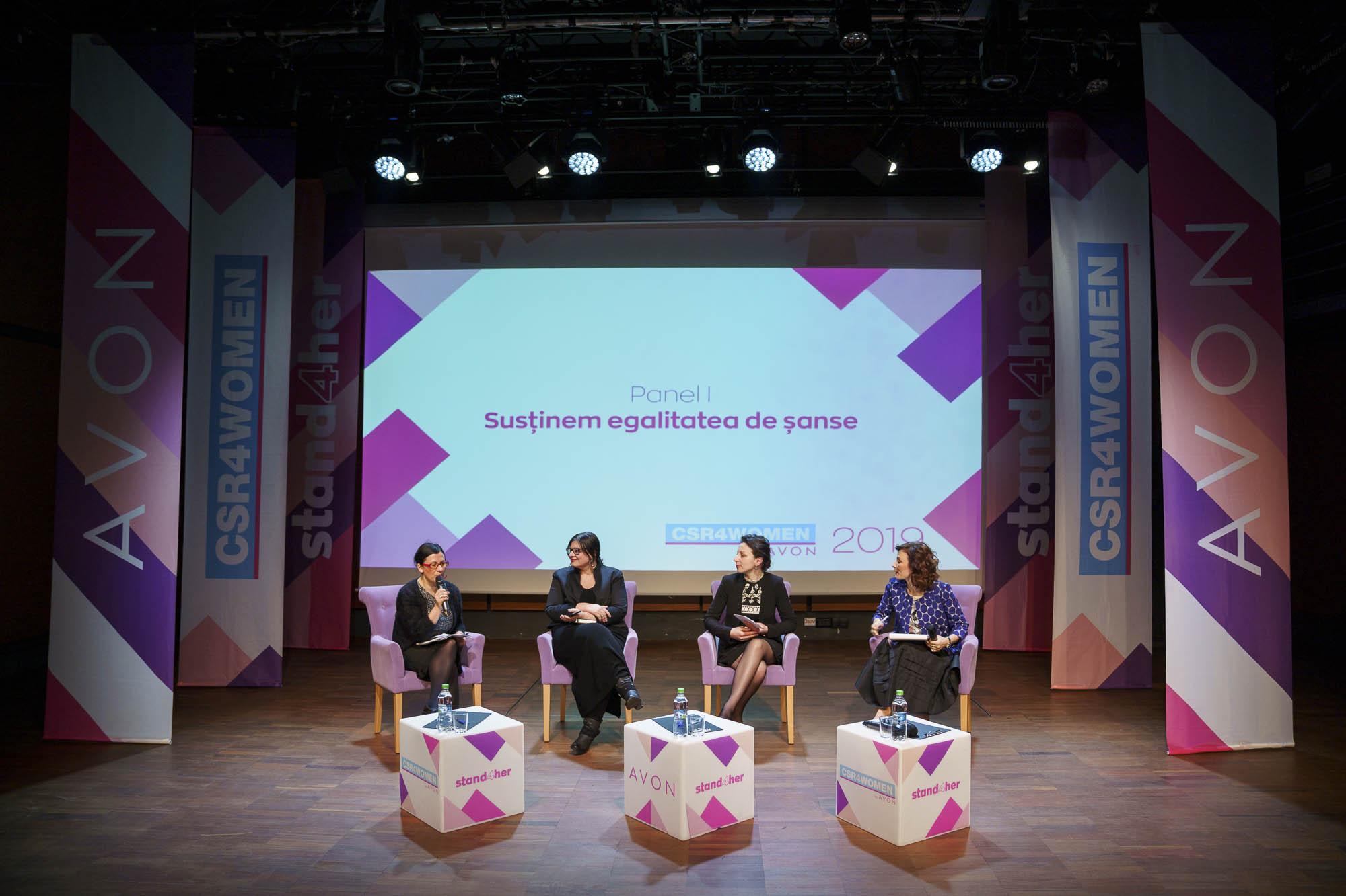CSR4Women by AVON 2019: 10 proiecte și sute de mii de femei reprezentate în cadrul celei de-a șasea ediții