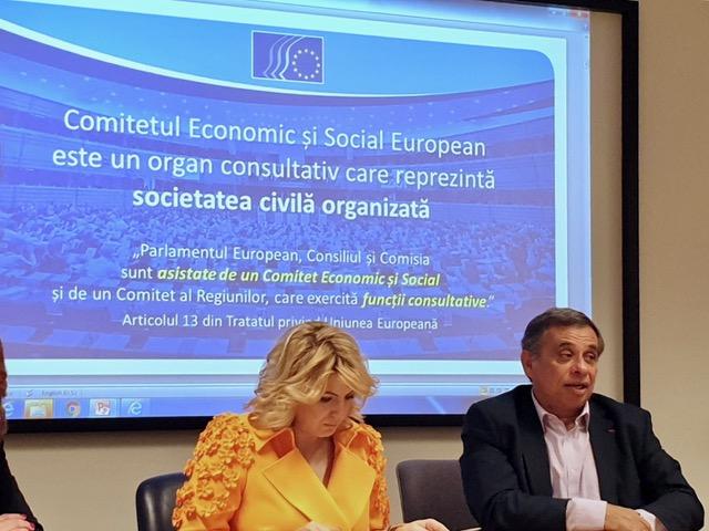 CONAF deschide dialogul pentru antreprenoriatul feminin românesc la Bruxelles