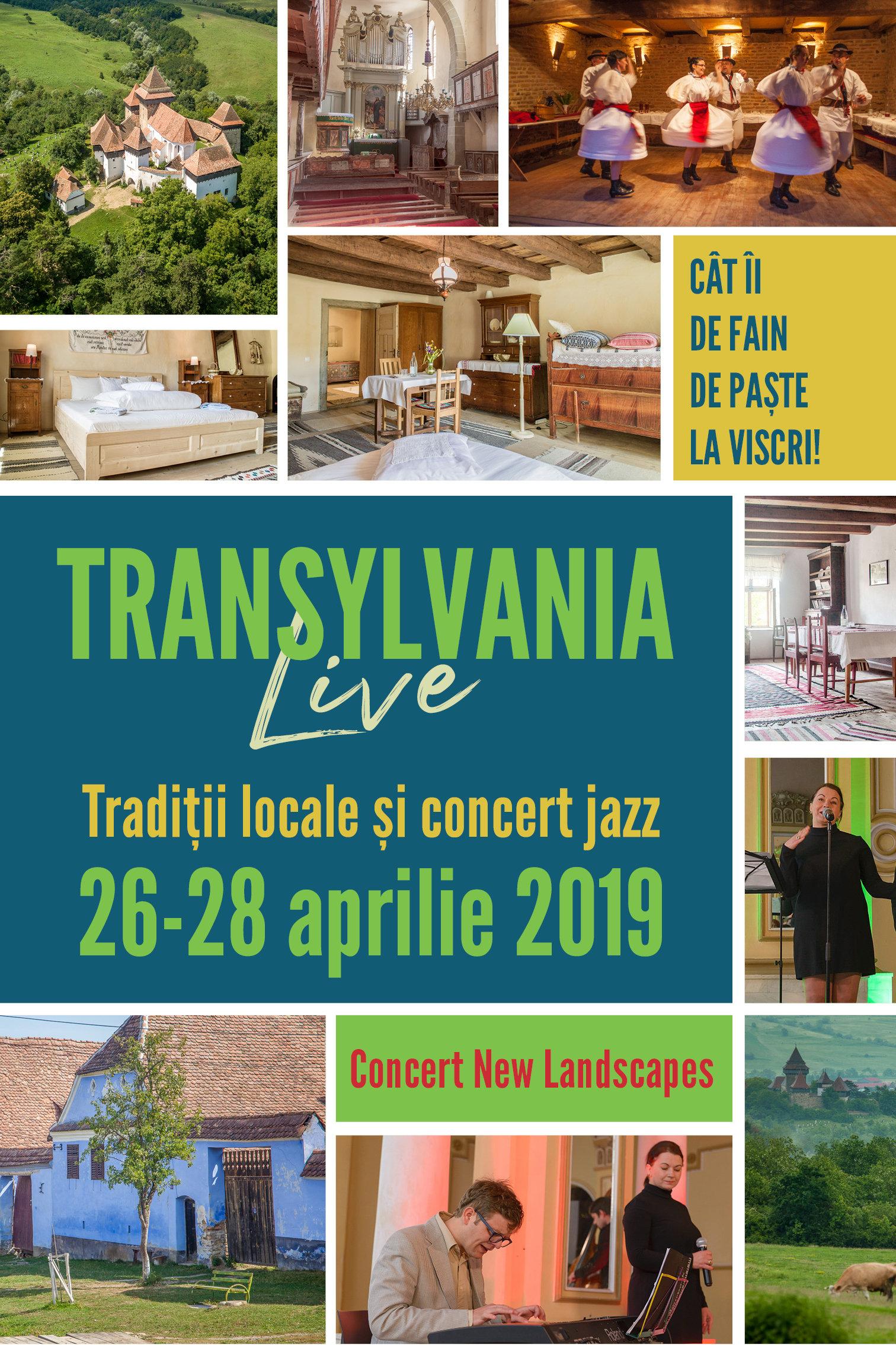 Lansarea programului Transylvania Live