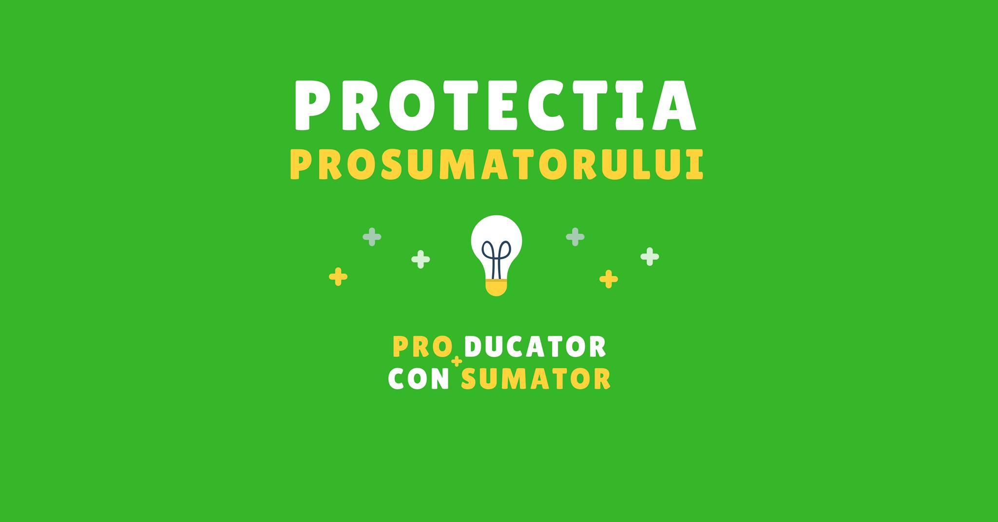 Greenpeace România lansează campania #fiiprosumator