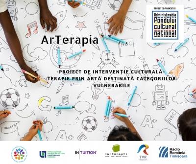 Asociația Sfera Timișoarei a lansat proiectul de interveție culturală, ArTerapia