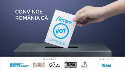 S-a lansat o competiție creativă pentru viitorul României