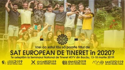 Seminarul NaÈ›ional de Tineret #EYV