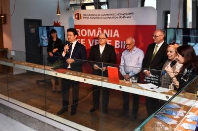 Elveția și România sărbătoresc 9 ani de colaborare în susținerea a 141 de proiecte ale societății civile