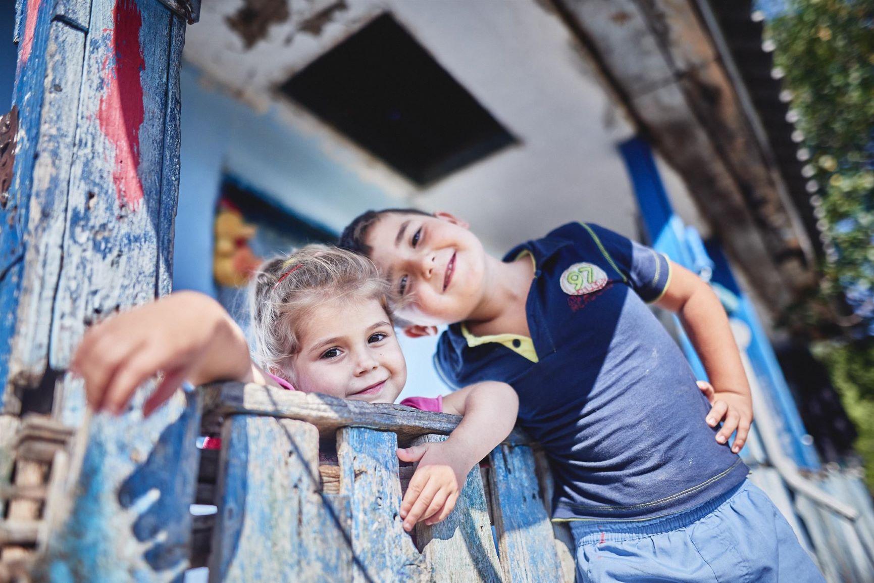 Cum poţi să ajuţi copiii vulnerabili, de Paşti - o campanie World Vision