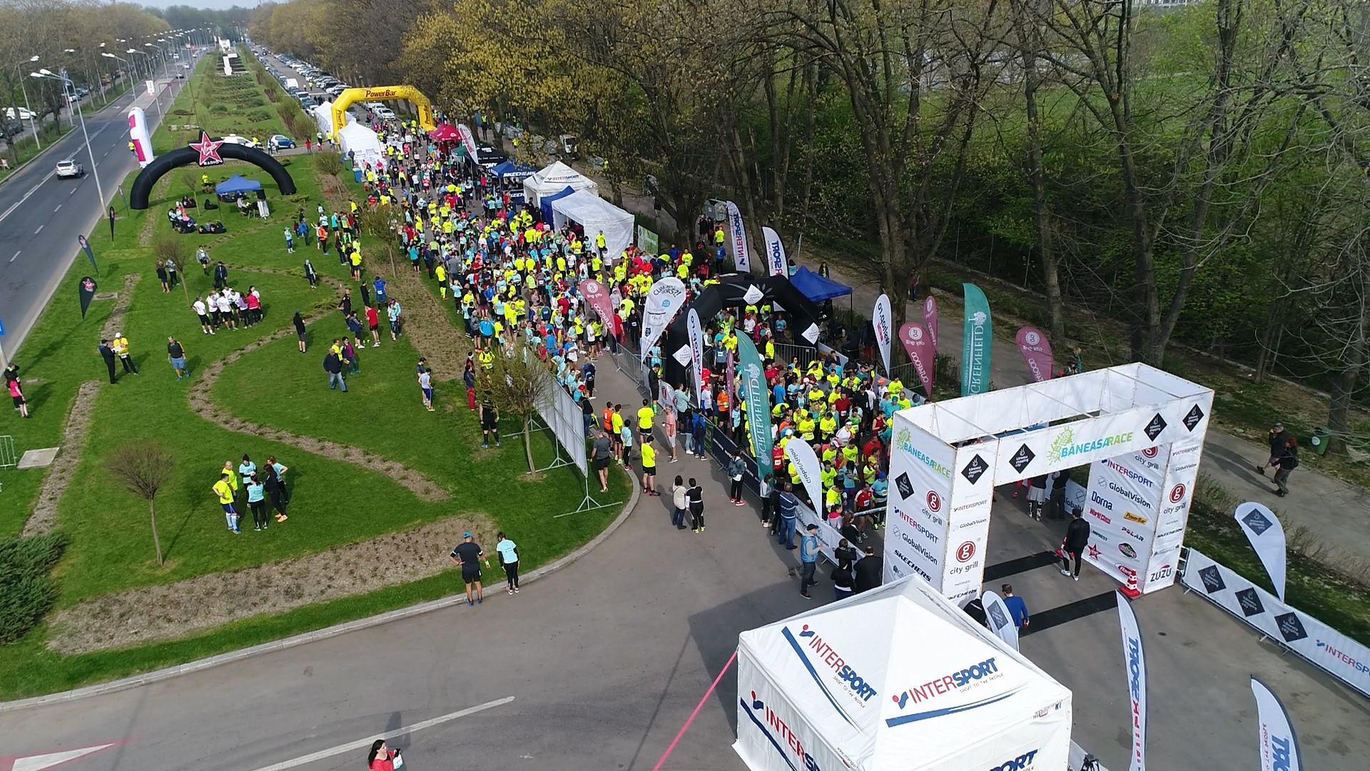 Băneasa Race: Alergare trail pentru pasionații de sport