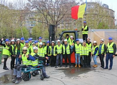 Casa pasivă Over4 va fi deschisă publicului în centrul Bucureștiului