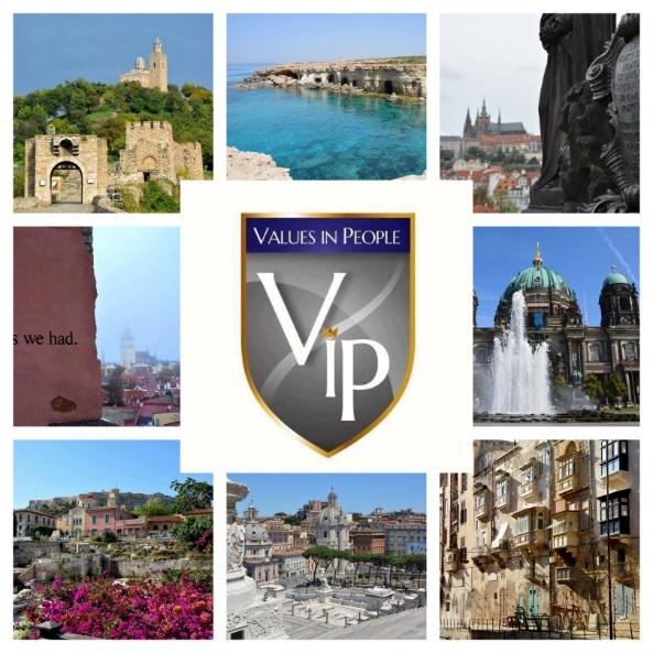 Prima expoziție de fotografie interactivă organizată de Asociația VIP - VALUES IN PEOPLE