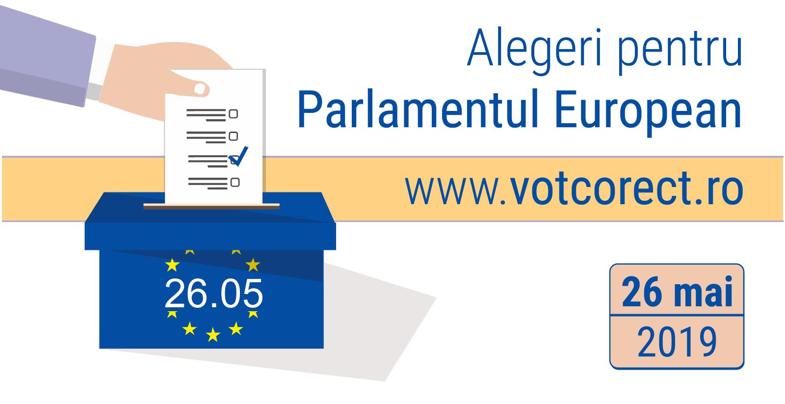 Fiecare Vot monitorizează alegerile europarlamentare