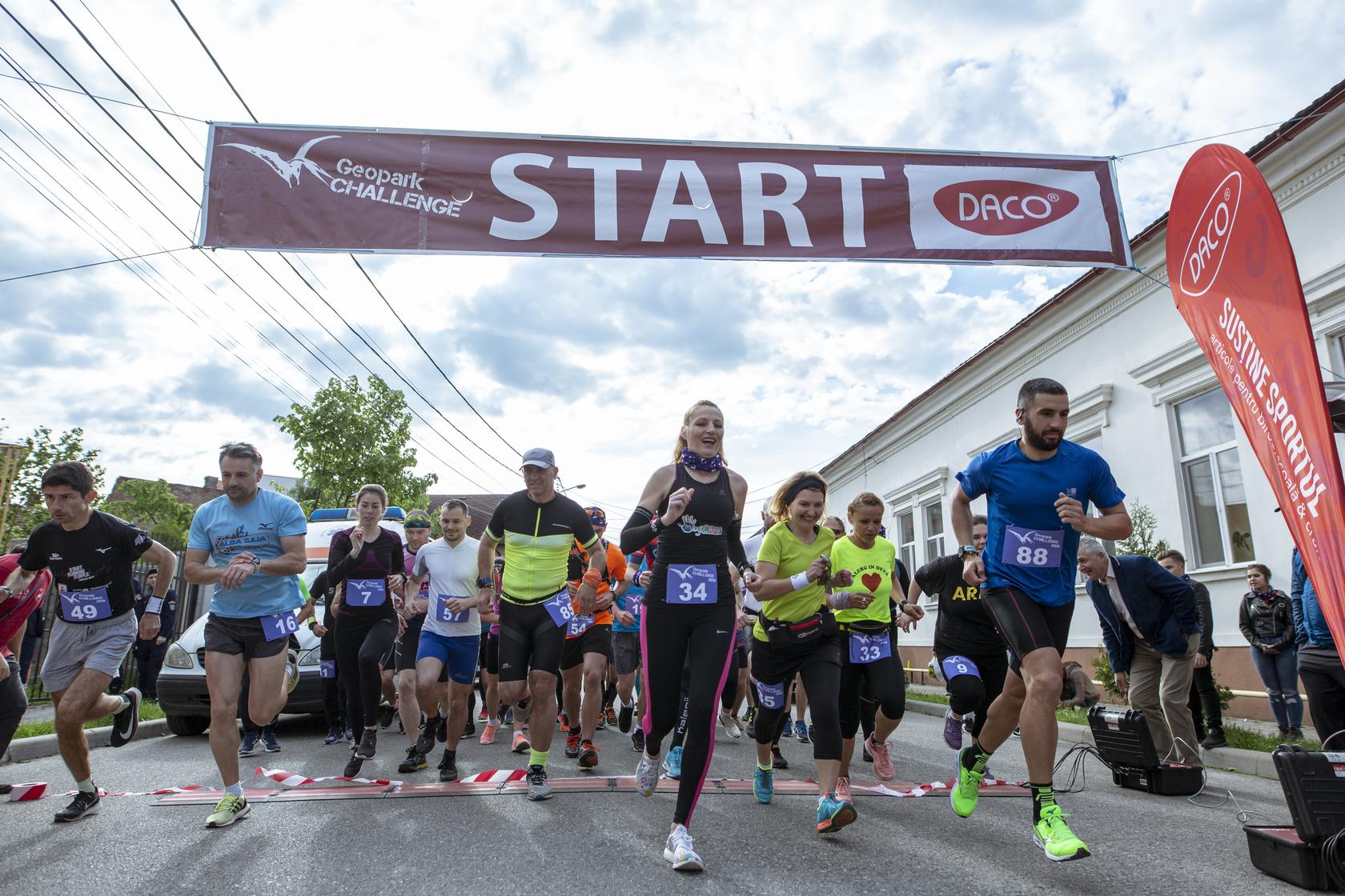 Geopark Challenge - Semimaratonul cetăților din Țara Hațegului 2019