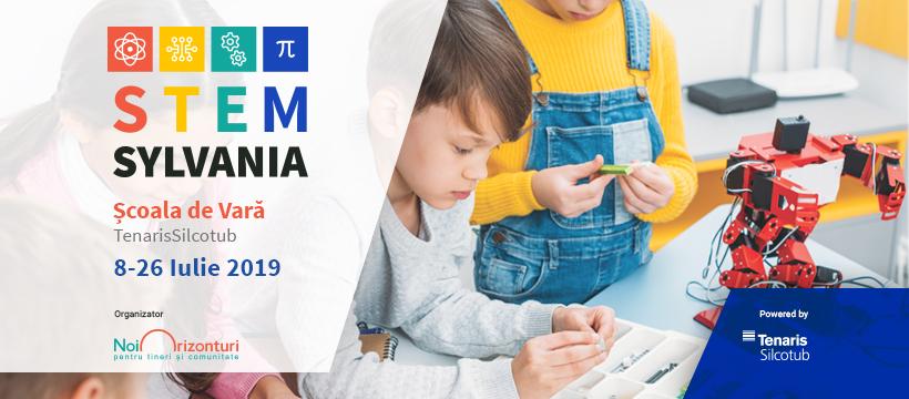 S-a lansat STEMsylvania, școala de vară care reunește zeci de elevi și profesori din Transilvania