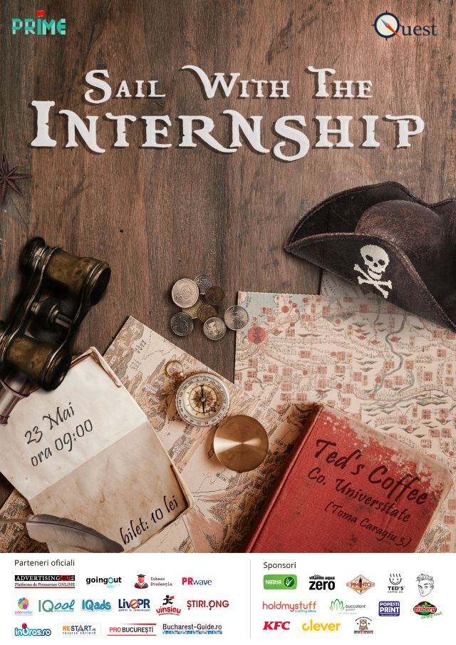 PRIME Quest: Sail with The InternShip