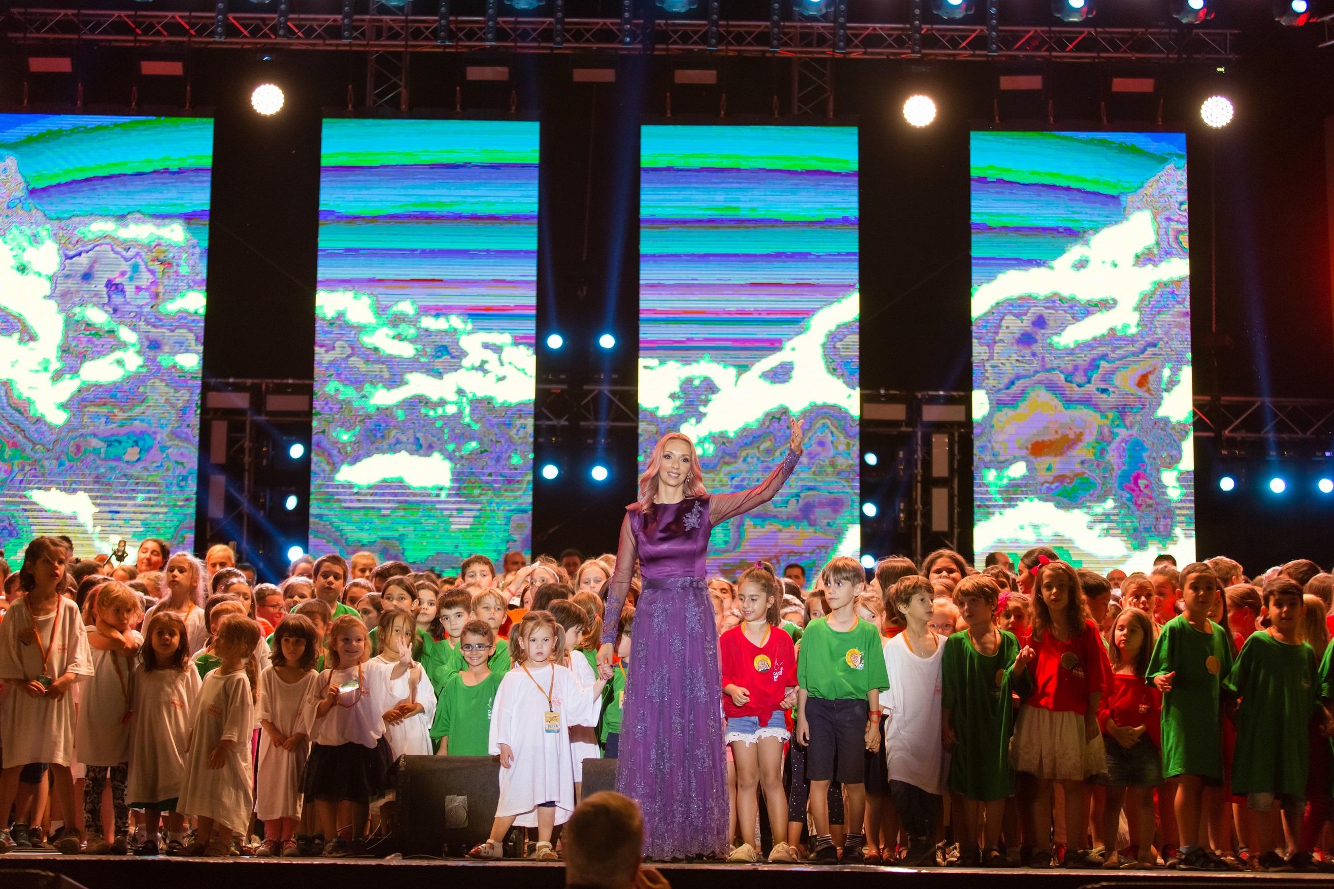 Spectacol de Gală și Festival Cantus Mundi la București