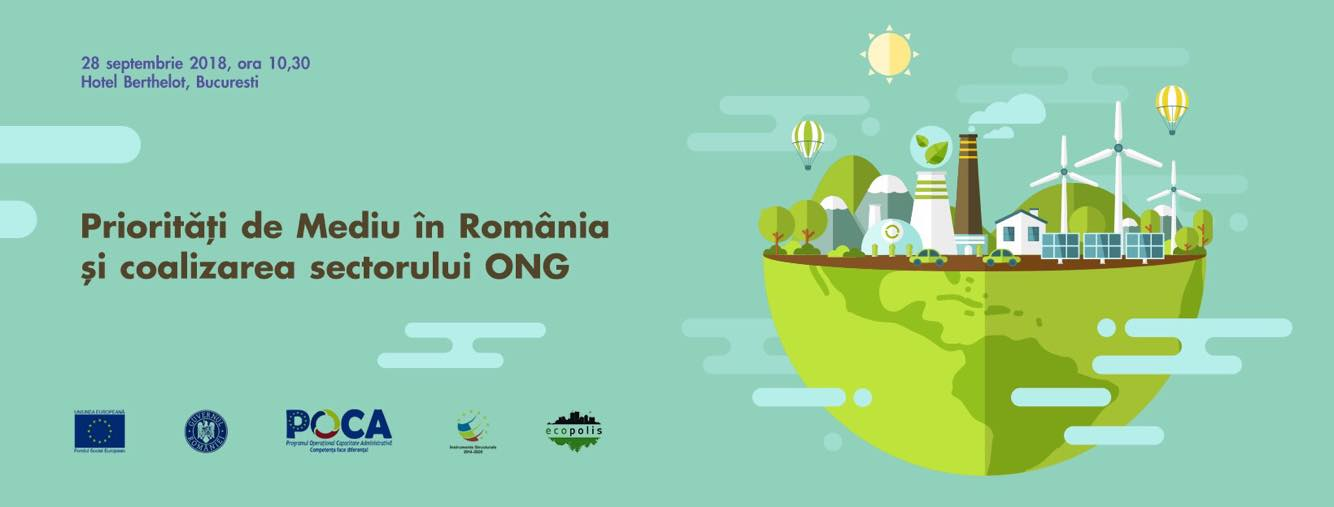 Conferință - Politici Publice pentru Dezvoltare Durabilă
