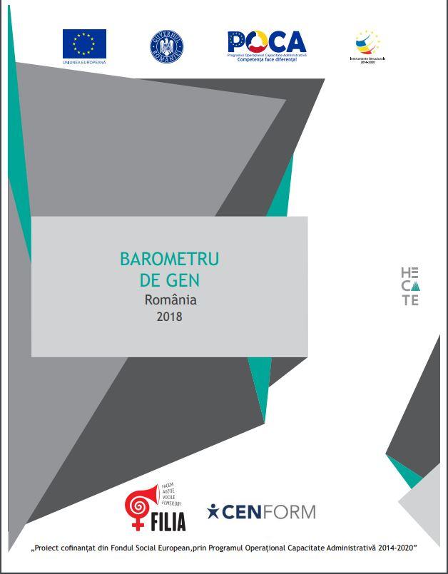 Barometrul de Gen. România 2018