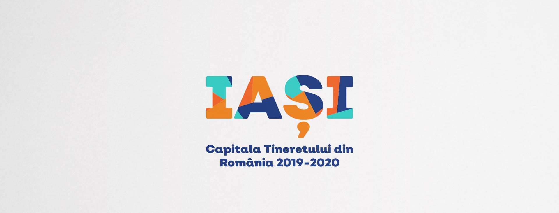 """""""Capitala Tineretului din România"""" ajunge pe 2 mai, de Ziua Națională a Tineretului, la Iași"""