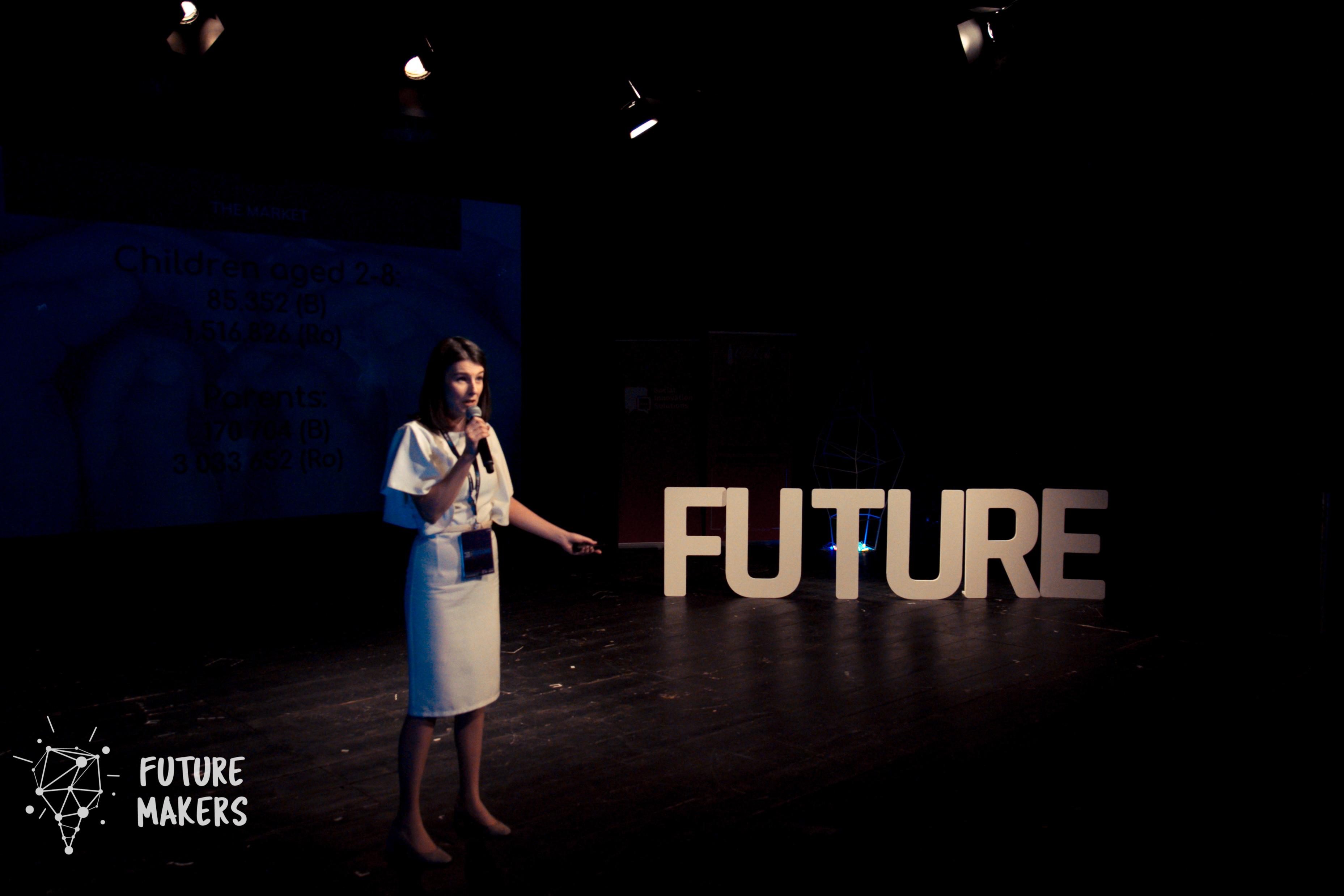 Future Makers - 20.000 de euro pentru antreprenorii viitorului