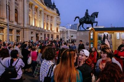 Manifest pentru cultură - Noaptea Muzeelor 2019