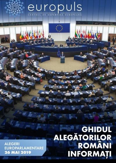 Lansarea Ghidului alegătorului român informat înainte de alegerile europene din 26 mai