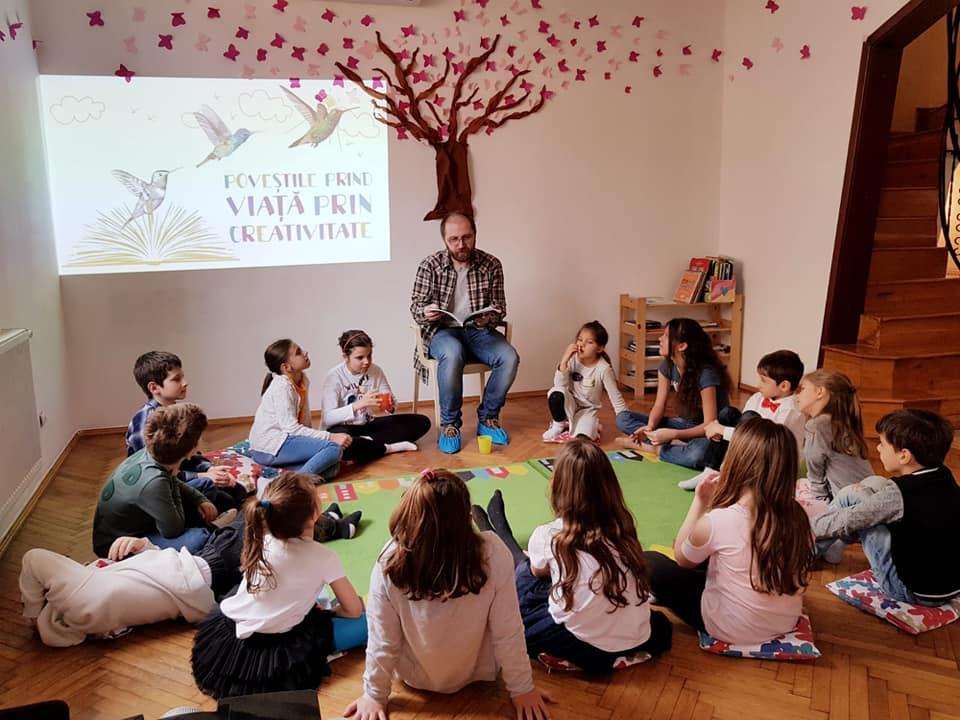 Cum introducem lectura în viața copiilor noștri?
