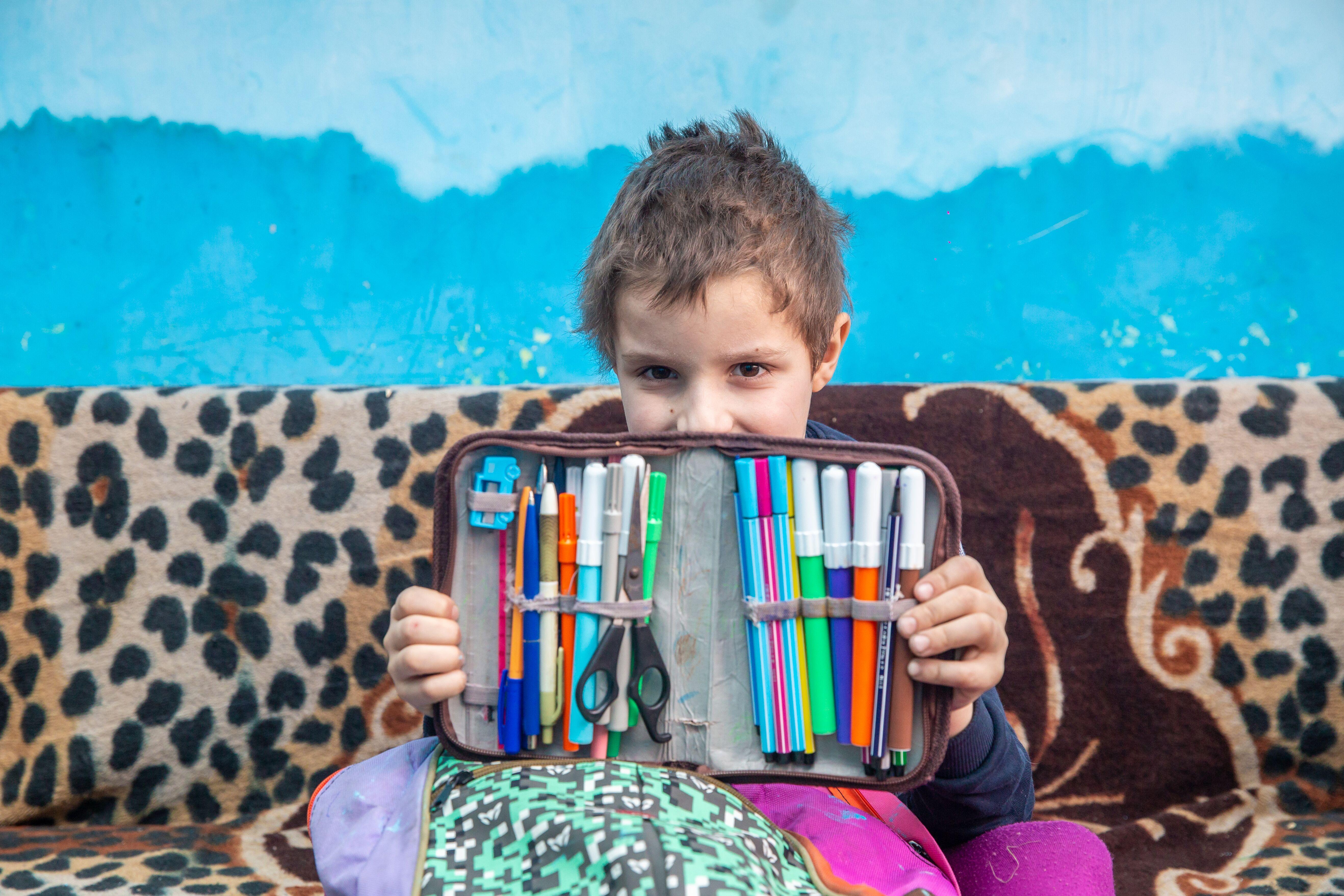 110 copii vor primi sprijin pentru a avea acces la educație prin parteneriatul strategic dintre PEPCO România și Hope and Homes for Children