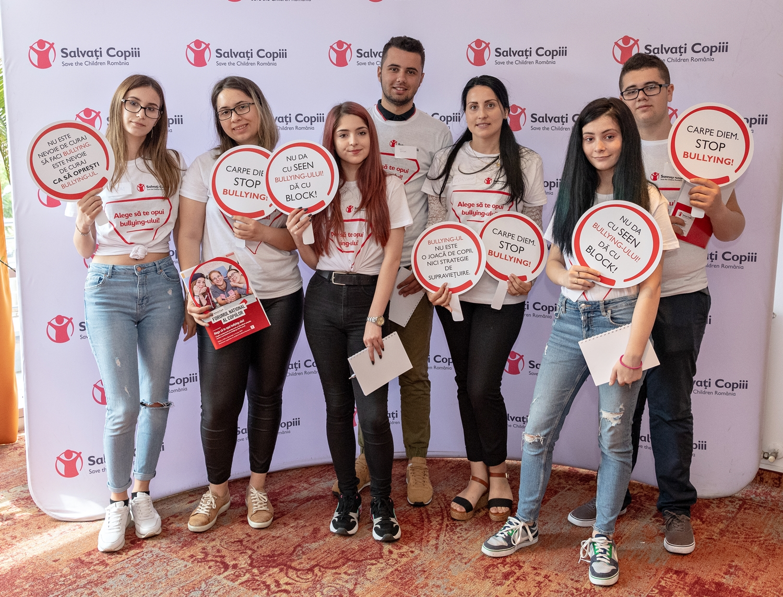 Forumul Național al Copiilor: Copiii cer autorităților școli fără bullying