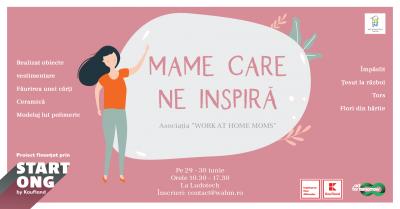 Mame care ne inspiră: Muzeul interactiv de activități în București, Constanța și Cluj, susținut prin programul Start ONG