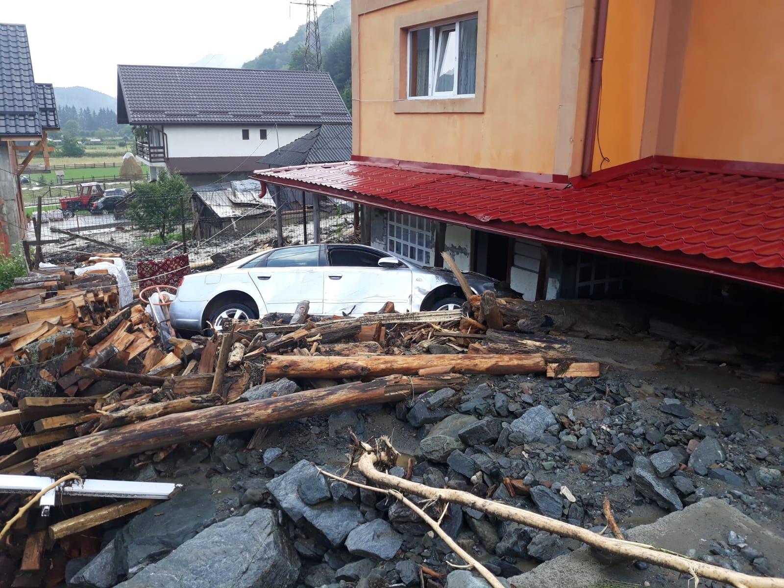 În lipsa unei gestionări durabile a pădurilor, dezastrele naturale cauzate de inundații se vor înmulți